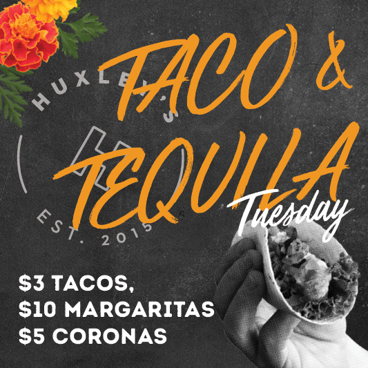Taco & Tequila Tuesday
